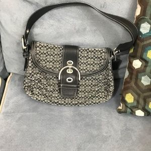COACH Purse Signature
